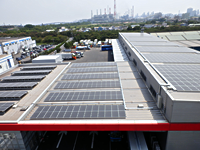 太陽光発電イメージ